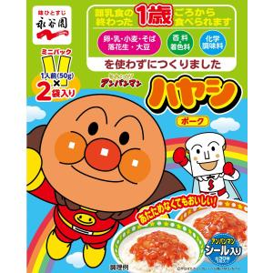 アンパンマンミニパック  ハヤシ 100g (50g×2袋) sugiyamagokisoal