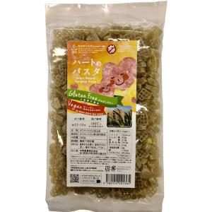 乳 卵 小麦不使用 グルテンフリー マカロニ ショートパスタ ハートのパスタ 200g sugiyamagokisoal