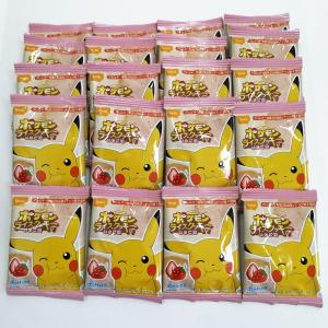 ポケモン ライスクッキー いちご味 20枚入り|sugiyamagokisoal