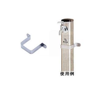 70角水栓柱専用,ステンレス製固定バンド(固定壁から水栓柱までの距離0ミリ用)