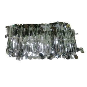 パーティーモール ポイントオパールモール 銀 170cm × 9cm 225662
