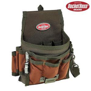 BucketBoss バケットボス ツール ポーチ 作業用ウエストバッグ 工具入れ 54140|suikaya9001