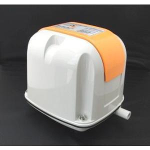 電磁式エアーポンプ AP-40P 省エネタイプ      定格風量:40L/min  単独浄化槽(1...