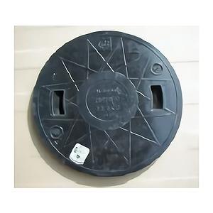 ナショナル 450(505) 浄化槽マンホール(蓋)ブラック|suisainet