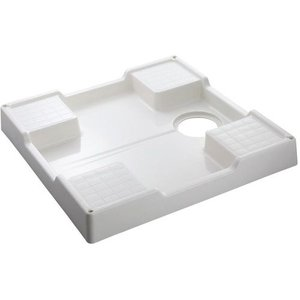 三栄水栓(SAN-EI)洗濯機パン H5410-640 + 排水トラップ suisainet