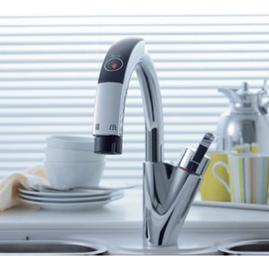 INAXタッチレス水栓 JF-N461SX(JW) 浄水器付き|suisainet