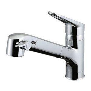 LIXIL 浄水器内臓シングルレバー水栓 JF-AB466SYX (JW) オールインワン浄水栓|suisainet