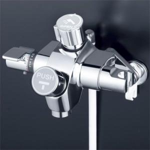 KVK パブリック向け 自閉式サーモスタットシャワー水栓 KF3040SV|suisainet