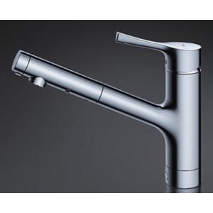 TOTO シングルレバー水栓 TKS05305J (エコシングル水栓)|suisainet