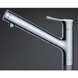 TOTO 浄水器兼用混合水栓 TKS05308J (エコシングル水栓)|suisainet