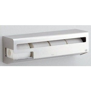 TOTO スペア付紙巻器 YH163 R/L (横型ロングタイプ)|suisainet