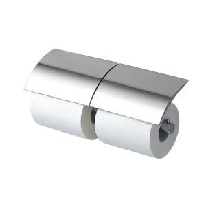 TOTO 二連紙巻器 めっきタイプ YH63B (芯棒可動タイプ)|suisainet