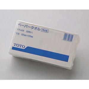 TOTOペーパータオルYR4W (25袋入り)/1ケース|suisainet