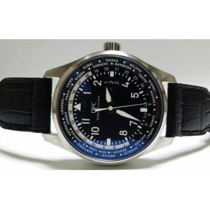 IWC PILOT WATCH パイロットウォッチ World Timer ワールドタイマー IW326201|suisho