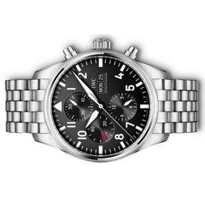 IWC Pilots Watch Chronograph パイロットウォッチ クロノグラフ オートマティック 43mm IW377710|suisho