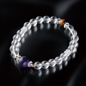 金運九星ブレス 九紫火星(紫水晶)|suishowin-shop