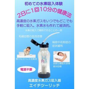 2日に1回10分の健康と美容の新習慣水素ガス吸入器H2Rich|suisoplaza-fine