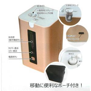 高濃度水素発生器HYNEX mini ハイネックス・ミニ|suisoplaza-fine