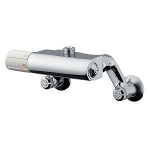 お好みの単水栓を湯水混合水栓に サーモスタットユニット 173-301|suisuimart