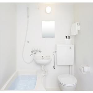 LIXIL・INAX 浴槽・洗面・便器付ユニットバスルーム 1014サイズ BLCW-1014LBE|suisuimart