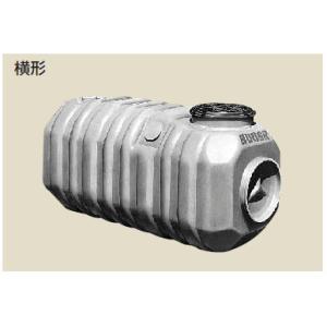 【送料込】 簡易水洗便器用便槽 横形 970リットル BT-1000SR|suisuimart
