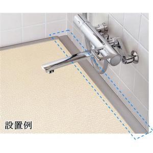 TOTO 浴室すのこ カラリ床用すき間調整材11〜50ミリ用 1250サイズ EWB477  suisuimart