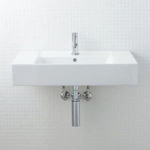 【送料無料】 高級陶器製洗面器 INAX サティス洗面器 GL-A558SG(C)  suisuimart