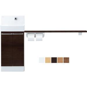 INAX 収納キャビネット付手洗器 コフレルワイド カウンターキャビネット壁付タイプ GL-DA83SKH15E|suisuimart