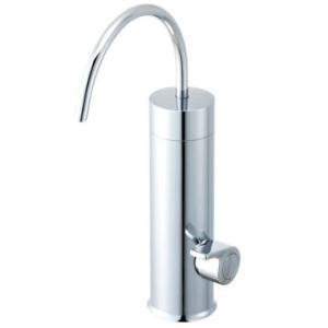 カードリッジ内蔵型なのでシンクまわりスッキリ LIXIL・INAX 浄水器専用水栓 JF-WA505(JW)|suisuimart