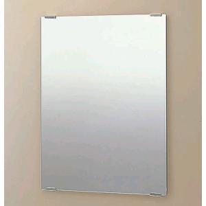 スタンダード化粧鏡 洗面所やおトイレなどに サイズ610X764 INAX KF-6075|suisuimart