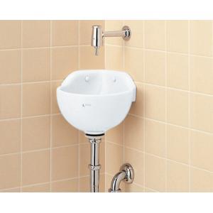 【送料込】省スペースに最適!隅付タイプの小形手洗器 LIXIL・INAX L-92セット|suisuimart