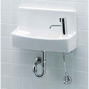 ご自宅のおトイレ・飲食店や店舗などにも最適な省スペース壁付手洗器 INAX L-A74HC|suisuimart