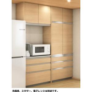 【扉カラー15色】 ノーリツ システムキッチン レシピア 収納システム カップボード+カウンターユニット 間口1800mm|suisuimart