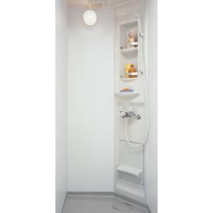 店舗や作業所、ログハウスなどに。LIXIL・INAX シャワーユニット SPB-0808SBEL|suisuimart