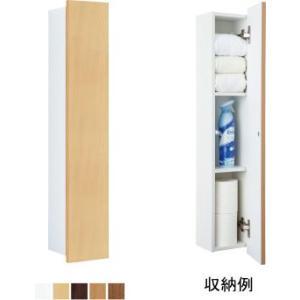 おトイレのデッドスペースを有効活用 LIXIL・INAX コーナーミドルキャビネット TSF-103U|suisuimart