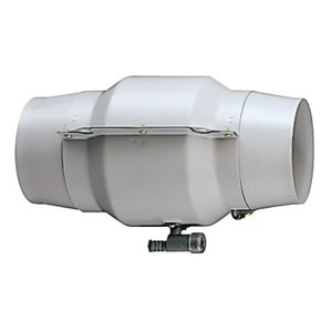 中間取付形ダクトファン 150ミリパイプ用 三菱 V-19ZMT2|suisuimart