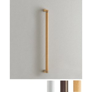 【送料無料】 天然木製手すり I型 長さ600ミリ TOTO YHB602S  suisuimart