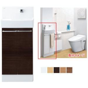 おトイレなどに 手洗付収納キャビネット LIXIL・INAX コフレル ワイド壁付タイプ YL-DA83SCHE|suisuimart