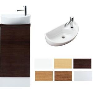 LIXIL・INAX トイレ手洗キャビネット(丸形手洗器) キャパシア YN-ALLAAAXXHEX|suisuimart