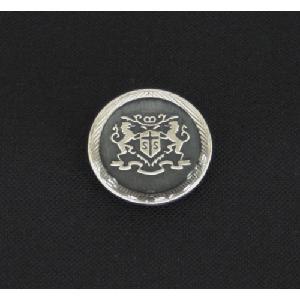スリムジャケット用 七宝調 いぶし銀色 ボタン取替え|suit-depot
