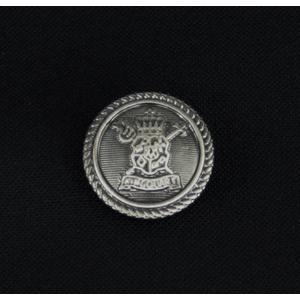スリムジャケット用 メタル調 いぶし銀色 ボタン取替え|suit-depot