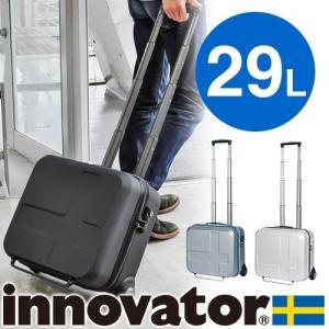 スーツケース 小型 キャリー ハード 旅行 機内持ち込み イノベーター innovator スーツケース 29L inv170