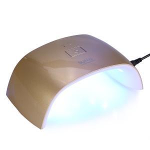 LED UVネイルドライヤーマニキュアUVネイルLED UVネイルドライヤー6色オートセーナー48W CCFL UVランプUV LEDゲルネ suityuugekka