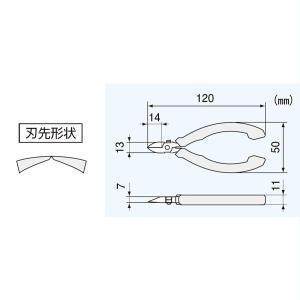 エンジニア マイクロニッパー NS-04|suityuugekka