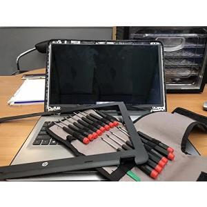 Kingsdun精密ドライバーセット iphone Macbook ipad スマホ ゲーム機 カメ...