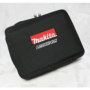 Makita(マキタ)特別仕様バージョン 純正小型工具収納ケース ソフトケース 収納バッグ 刺繍 8...