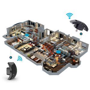 WAVLINK ワイヤレス-N 無線LAN中継器 11n/g/b 2.4GHz 300Mbps対応 ...