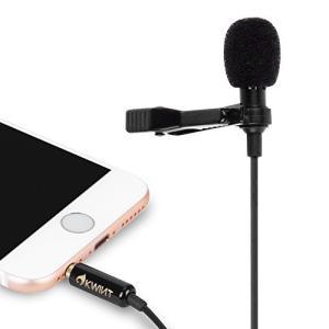 OKWINT コンデンサーマイク ピンマイク 高音質 ミニマイク クリップ iPhone/iPad/Android/pc/カメラ 対応 収納|suityuugekka