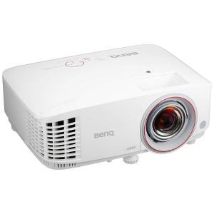 BenQ DLPプロジェクター TH671ST 短焦点モデル (フルHD/3000lm/2.7kg/1.5mで100インチ投写)|suityuugekka