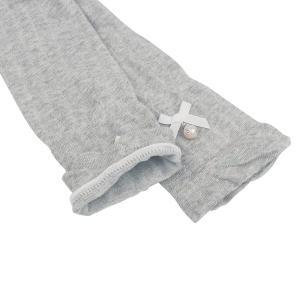 ZITA ELEMENT UVカット アームカバー 綿素材 かわいい メッシュ編み レディース 指なし 手袋 自転車 冷房対策 日よけ 防止|suityuugekka
